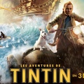 Adventures of Tintin animasyon