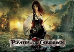 Penelope Cruz Pirates Of The Caribbean