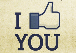 i like you Facebook Kapak Resmi