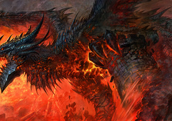 Deathwing - World of Warcraft - Cataclysm