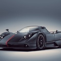 Pagani Zonda Black Edition